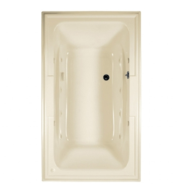 "American Standard 2742.018WC Town Square 6' X 42"" EverClean Whirlpool Bathtub"
