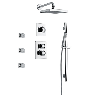 LaToscana LA-OPTION7 Lady Shower System 7