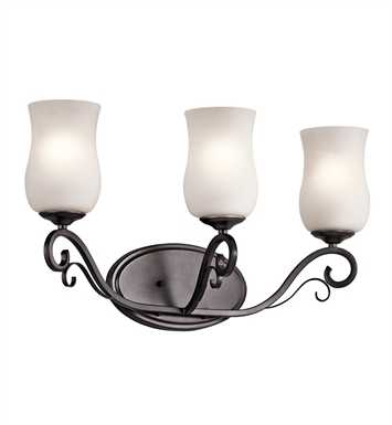 Kichler 45467SMG Kambry Collection Bath 3 Light