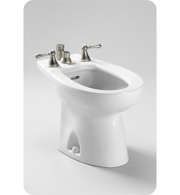 TOTO BT500B#03 Piedmont Vertical Spray Bidet With Finish: Bone