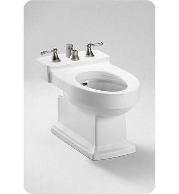 TOTO BT930B#51 Lloyd Vertical Spray Bidet With Finish: Ebony <strong>(SPECIAL ORDER. USUALLY SHIPS IN 3-4 WEEKS)</strong>