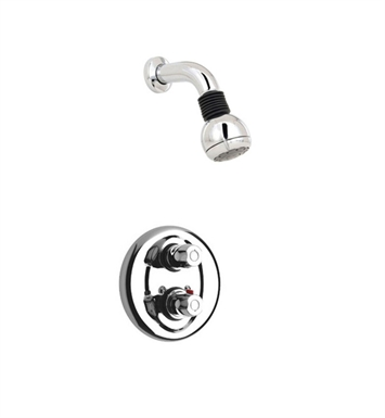 LaToscana WH-OPTION2CR Water Harmony Shower System 2 With Finish: Chrome