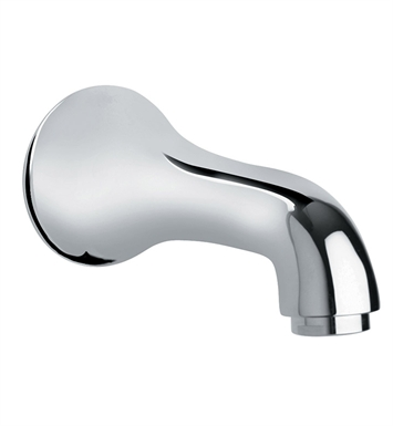 LaToscana USCR430 Water Harmony Roman Tub Spout in Chrome