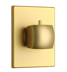 LaToscana Lady 3 Way Diverter in Gold