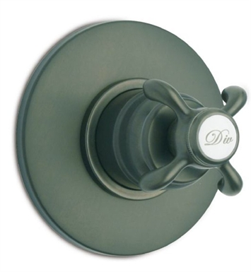 LaToscana 87PW425 Ornellaia 3 Way Diverter in Nickel