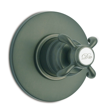 LaToscana 87TU425 Ornellaia 3 Way Diverter in Bronze