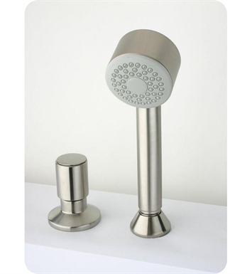 LaToscana USPW477 Elba Diverter for Roman Tub Lavatory Faucet in Nickel