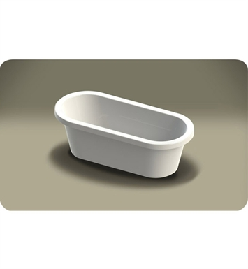 Nameeks 0100-067 Knief Loft Bathtub