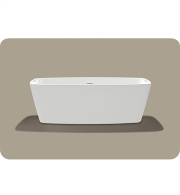 Nameeks 0100-084 Knief Cube Bathtub