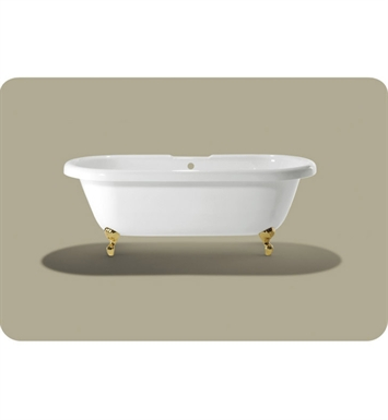 Nameeks 0100-063-O Knief Edwardian XL Bathtub
