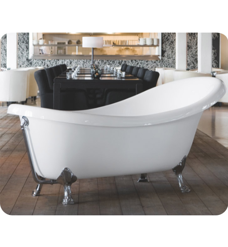 Nameeks 0100 061 o knief victorian bathtub for Knief tubs