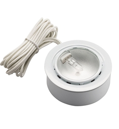 Kichler TaskWork Xenon Disc 12 V in White