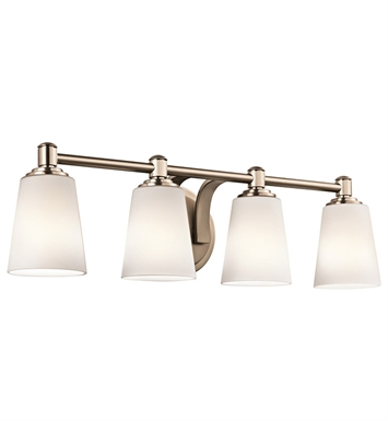 Kichler 45456CLZ Bath 4 Light in Classic Bronze