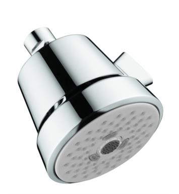 "Hansgrohe 04500 Club 100 Green 4"" Wall Mount Round 3-Jet Showerhead"
