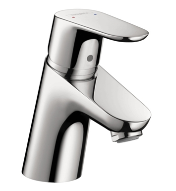 Hansgrohe 04510000 Focus 70 Single-Hole Faucet without Pop-Up