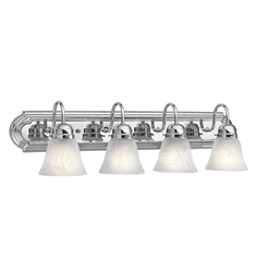 Kichler Bath 4 Light in Chrome