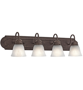 Kichler 5338TZ Bath 4 Light in Tannery Bronze