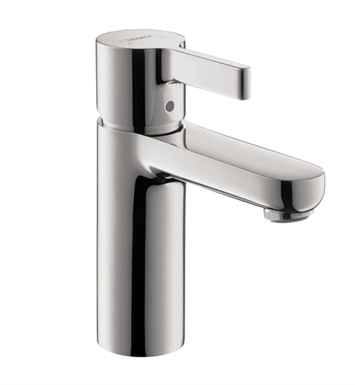 Hansgrohe 04531000 Metris S Single-Hole Faucet without Pop-Up, 1.0 GPM