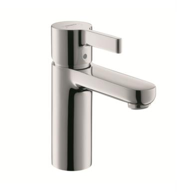 "Hansgrohe 04531000 Metris S 4 1/4"" Single Handle Deck Mounted Bathroom Faucet in Chrome"