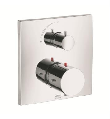 "Hansgrohe 10706001 Axor Starck X 6 3/4"" Thermostatic Trim with Volume Control in Chrome"