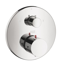 Hansgrohe Axor Starck Thermostatic Trim with Volume Control and Diverter