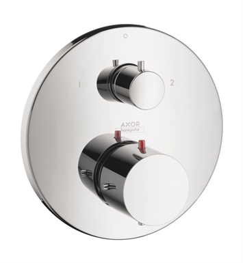 Hansgrohe 10720001 Axor Starck Thermostatic Trim with Volume Control and Diverter