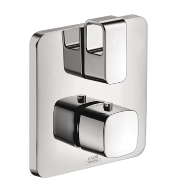 Hansgrohe 11733001 Axor Urquiola Thermostatic Trim with Volume Control and Diverter
