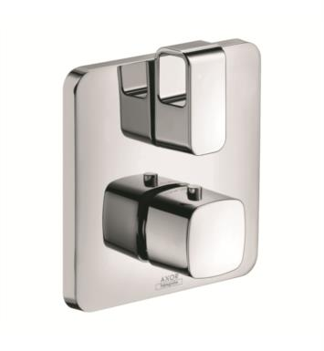 "Hansgrohe 11733001 Axor Urquiola 6 3/4"" Thermostatic Trim with Volume Control and Diverter in Chrome"
