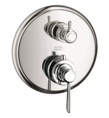 "Hansgrohe 16821001 Axor Montreux 6 7/8"" Thermostatic Trim with Volume Control and Diverter With Finish: Chrome"
