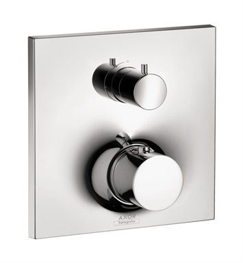 Hansgrohe 18745001 Axor Massaud Thermostatic Trim with Volume Control