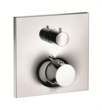 "Hansgrohe 18745001 Axor Massaud 6 3/4"" Thermostatic Trim with Volume Control in Chrome"