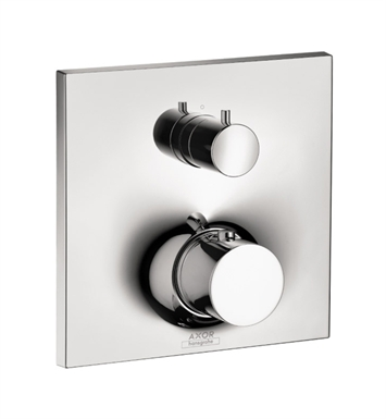 Hansgrohe 18750001 Axor Massaud Thermostatic Trim with Volume Control and Diverter