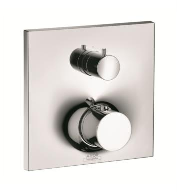 "Hansgrohe 18750001 Axor Massaud 6 3/4"" Thermostatic Trim with Volume Control and Diverter in Chrome"