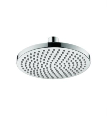 "Hansgrohe 28450821 Croma 160 Green 6 1/4"" Wall Mount Round 1-Jet Showerhead With Finish: Brushed Nickel"