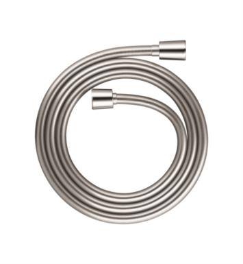 "Hansgrohe 28271821 63"" Techniflex Slim Handshower Hose With Finish: Brushed Nickel"