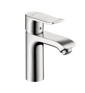 Hansgrohe 31204001 Metris 110 Single-Hole Faucet without Pop-Up, 1.0 GPM
