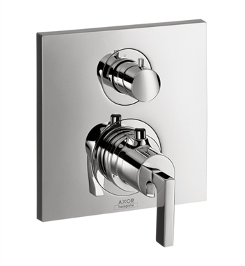 Hansgrohe 39700001 Axor Citterio Thermostatic Trim with Volume Control With Finish: Chrome