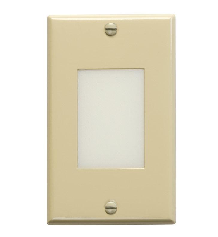 Kichler 12604IV LED Step Light Lens In Ivory