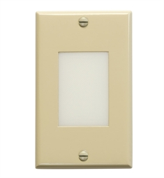 Kichler LED Step Light Lens in Ivory