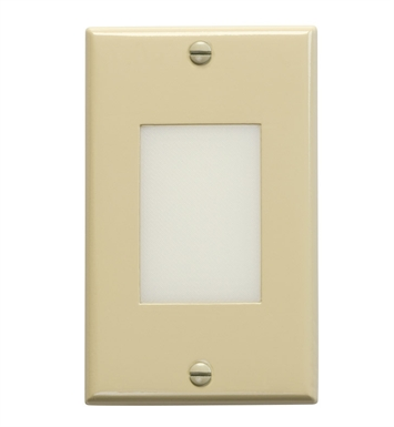 Kichler 12604IV LED Step Light Lens in Ivory