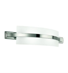 Kichler Freeport Collection Linear Bath 22 inch in Polished Nickel