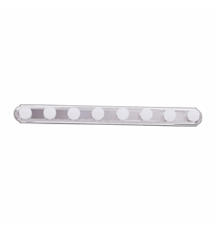 Kichler 5019 8-Bulb Bathroom Strip Light