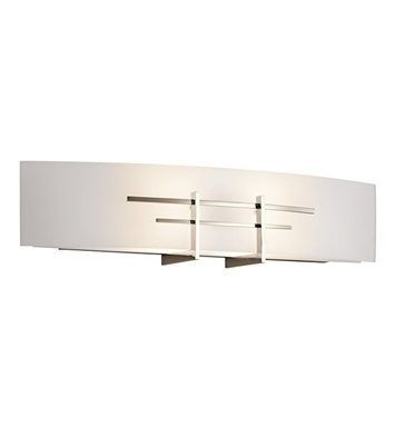 Kichler 45026PN Linear Bath 24 Inch in Polished Nickel