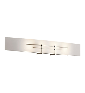 Kichler 45027PN Linear Bath 36 Inch in Polished Nickel