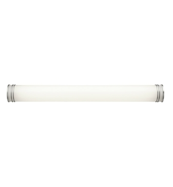 Kichler Linear Bath 50 Inch Fluorescent in White
